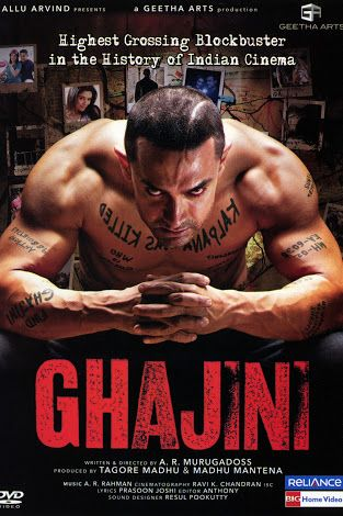 marketing ghajini bollywood s biggest blockbuster  just done, ghajini, which was the highest-grossing bollywood film of 2008  3  idiots became a cult hit and is to this day china's 12th favorite film of all time   market had exploded to become the world's second largest, the.