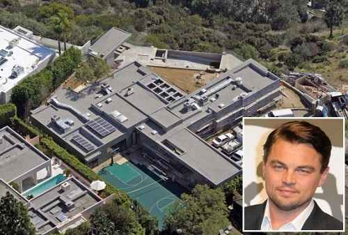 Top 10 Most Expensive Houses Of Hollywood Superstars